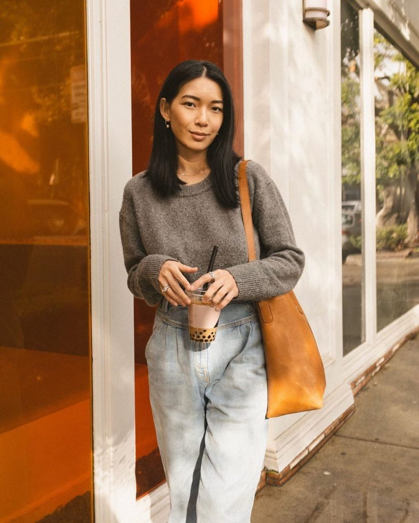 Stephanie Liu Hjelmeseth | Girly Fashion Ideas from Asian Fashionistas | Her Beauty
