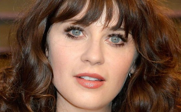 Zooey Deschanel | 10 Actresses with the Most Beautiful Eyes | Her Beauty