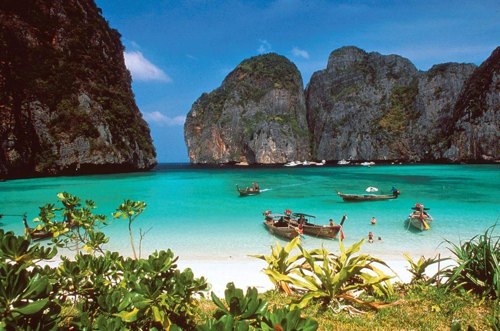 Андаманское море | Топ-10 самых красивых морей в мире | Her Beauty