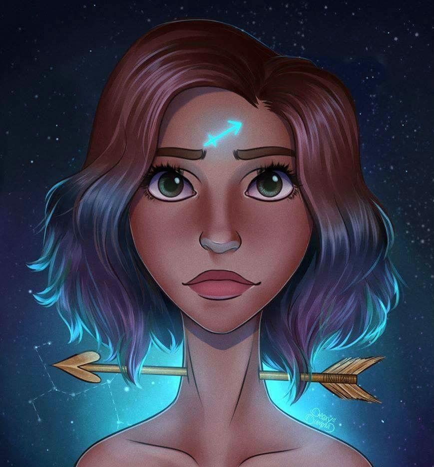 Sagittarius | 12 Pacar/Istri Terbaik Menurut Zodiak (Dari Terburuk ke Terbaik) | Her Beauty