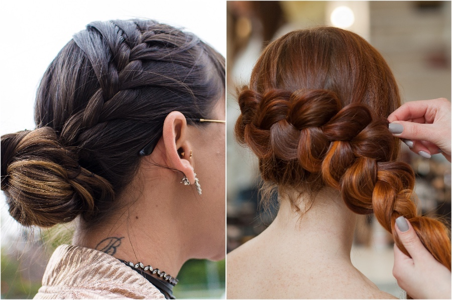 French Braid Hairstyles | Everything You Need To Know About French Braids | Her Beauty