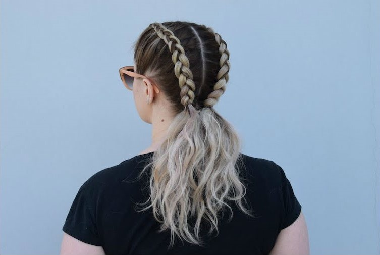 Reverse French Braid | Everything You Need To Know About French Braids | Her Beauty