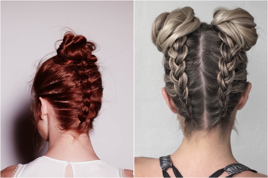 Upside Down French Braid | Everything You Need To Know About French Braids | Her Beauty