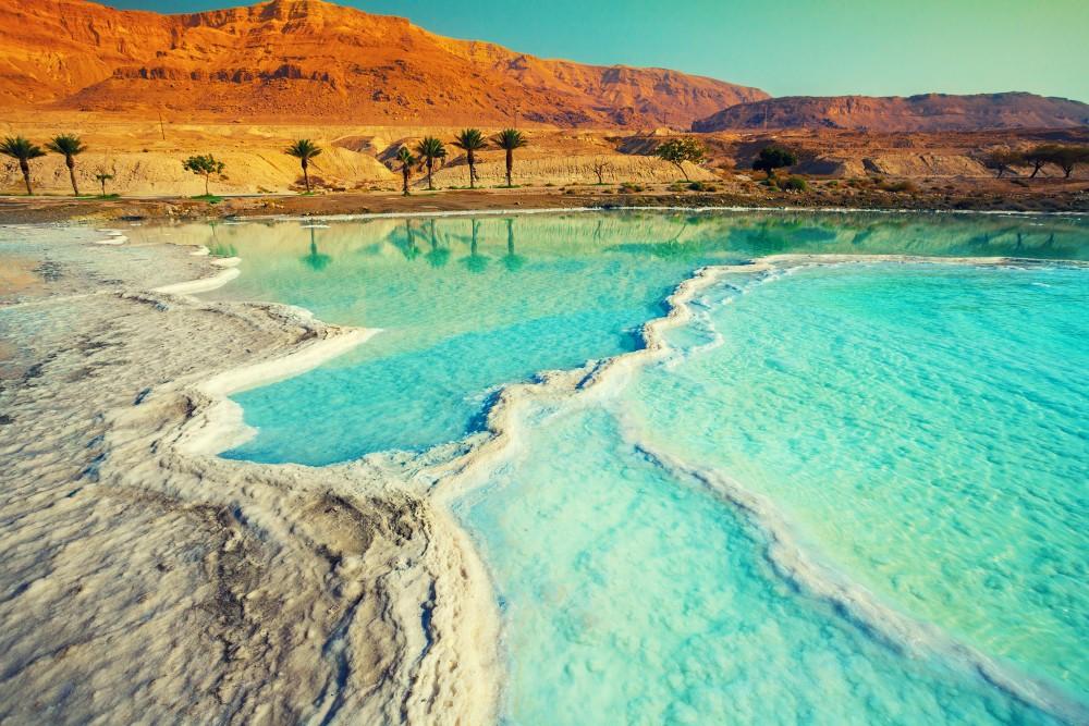 Мертвое море | Топ-10 самых красивых морей в мире | Her Beauty