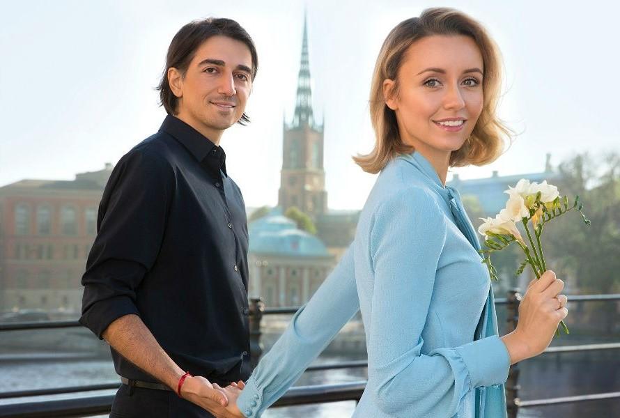 Мурад  и Наталья Османн | 6самых стильных пар российского шоубизнеса | Zestradar