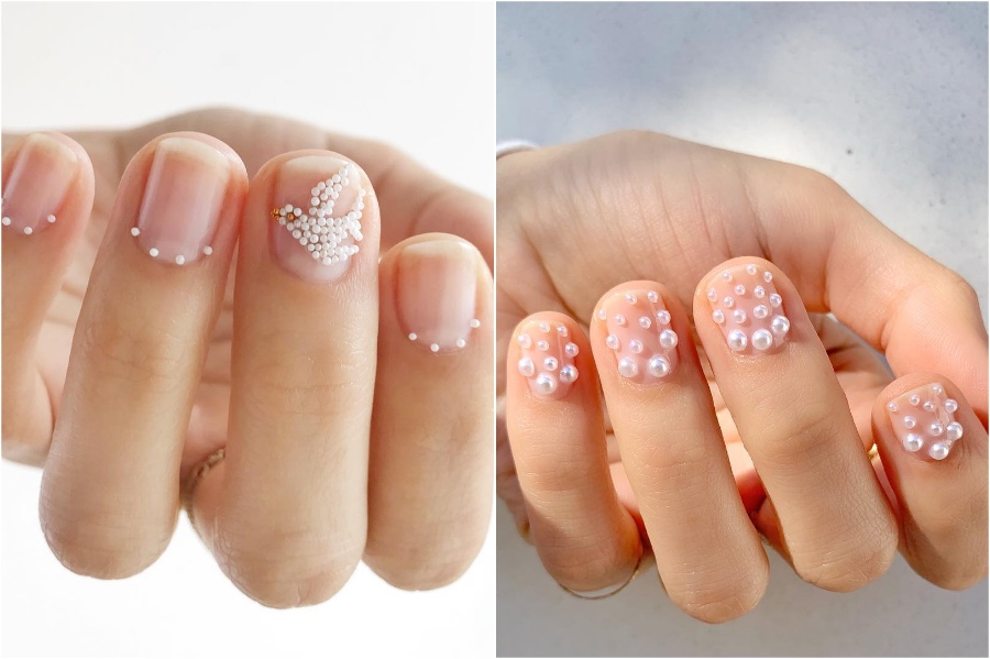 Funky Nail Designs #3 | 34 Best Winter Nail Design Ideas | Her Beauty