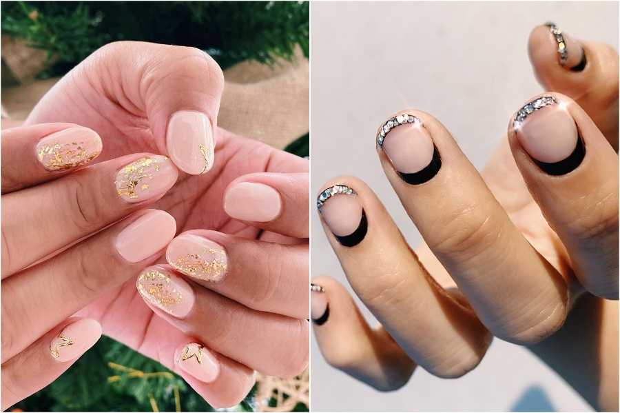 Simple Nail Designs #2 | 34 Best Winter Nail Design Ideas | Her Beauty