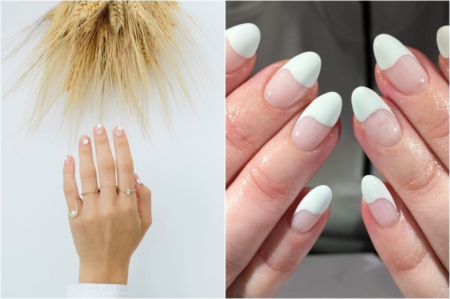 Simple Nail Designs #3 | 34 Best Winter Nail Design Ideas | Her Beauty