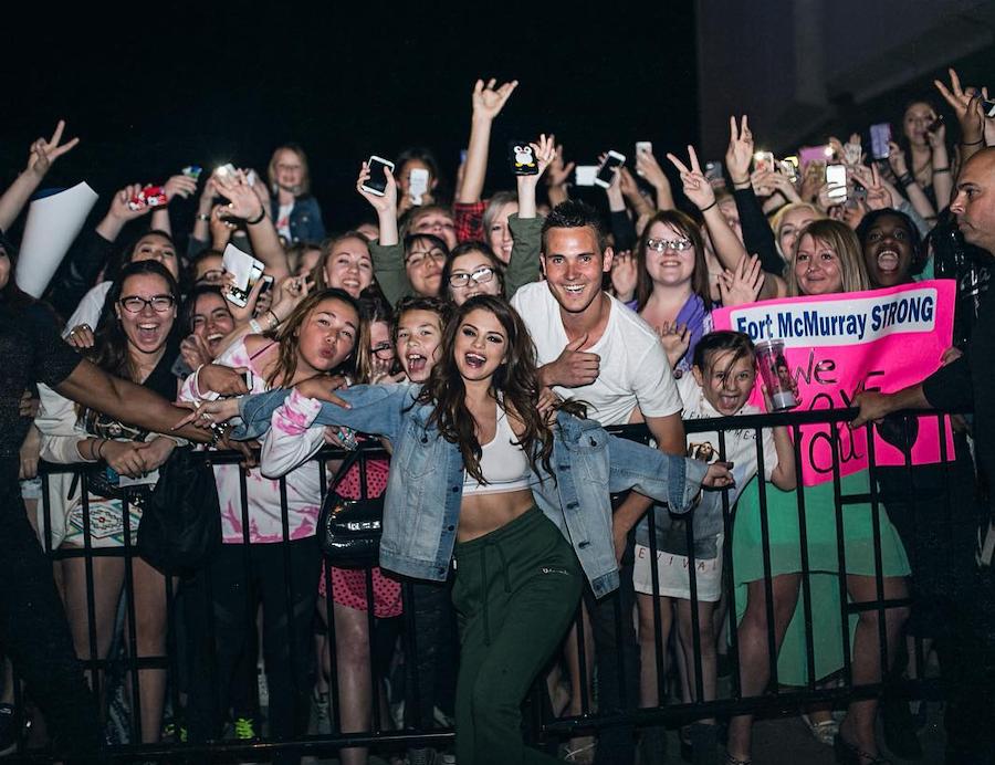 7 motivi per amare Selena Gomez