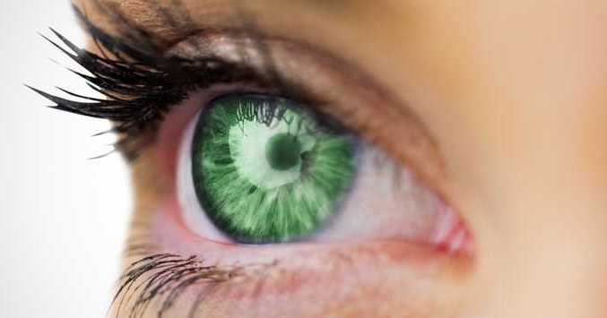 Statistics prove that green eyes are quite rare. | The Truth About Green Eyes | Her Beauty