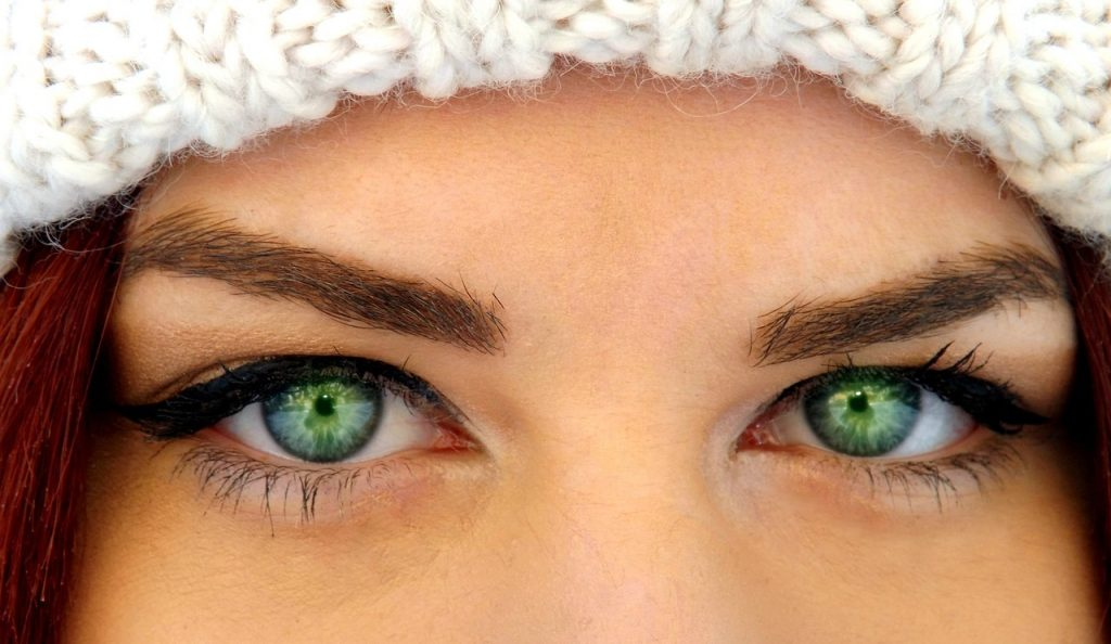People aren't born with green eyes. | The Truth About Green Eyes | Her Beauty
