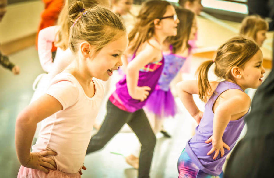 4.Learn A Dance With Your Kid | 10 Games To Play With Kids While Self-Isolating | Her Beauty