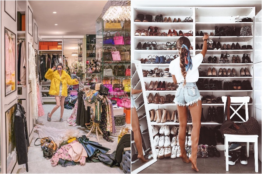 1.Organize Your Closet | 8 Ways To Overcome Boredom While Staying At Home | Her Beauty