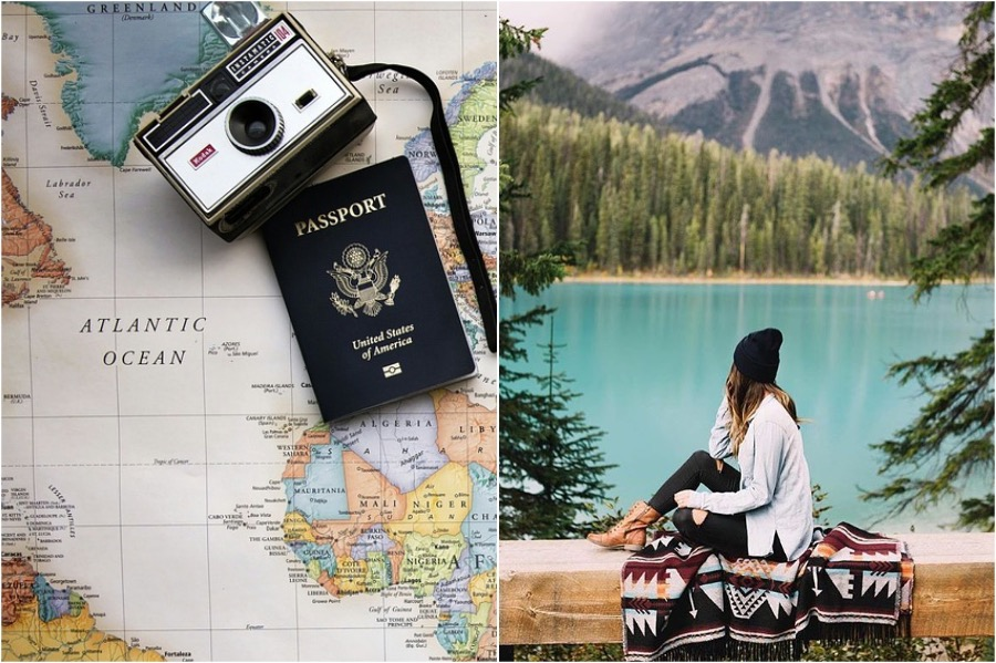 3. Plan Your Future Travel | 8 Ways To Overcome Boredom While Staying At Home | Her Beauty