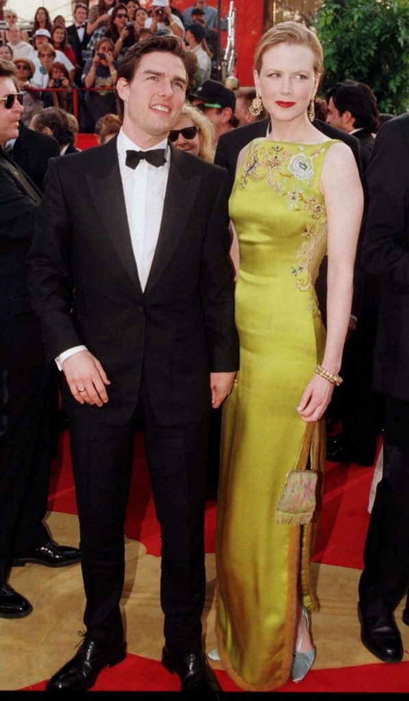 9. Nicole Kidman |  The 10 Most Expensive Oscar Dresses Of All Time |  Her beauty