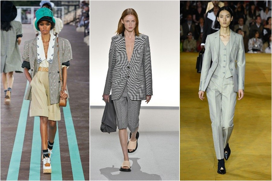 2.Suits, Suits, Suits | 8 Spring Fashion Trends For 2020 | Her Beauty