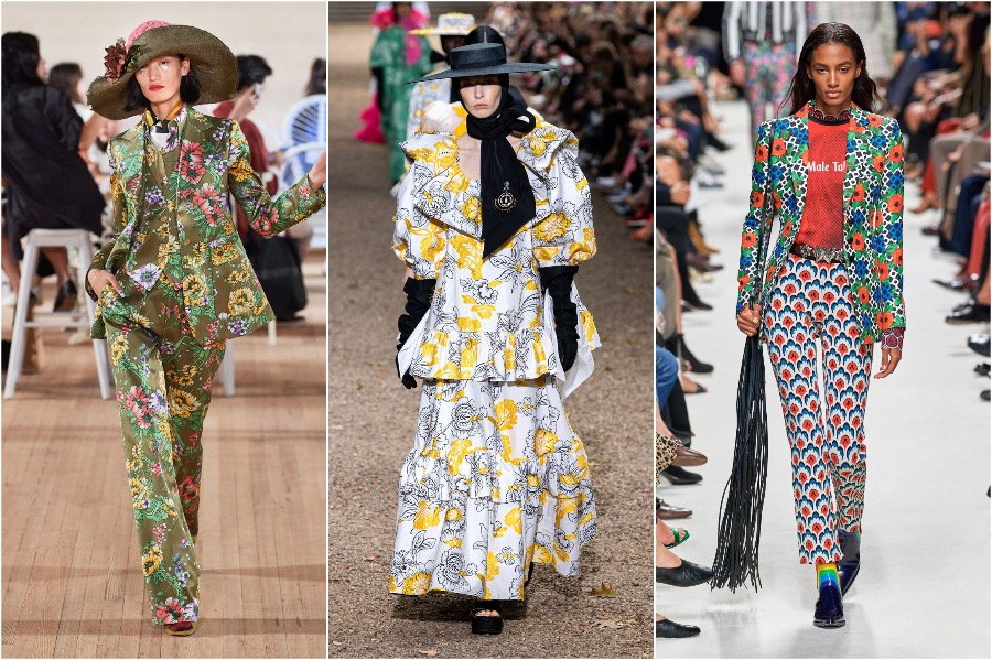 3.Wallpaper Prints | 8 Spring Fashion Trends For 2020 | Her Beauty