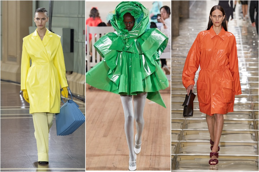 6.Colorful Vegan Leather Is A Mood | 8 Spring Fashion Trends For 2020 | Her Beauty