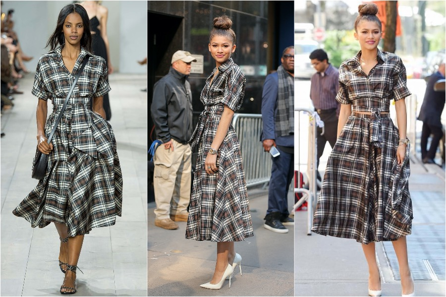 Proof that Zendaya Looks More Fashionable Than Any Model #7 | Her Beauty