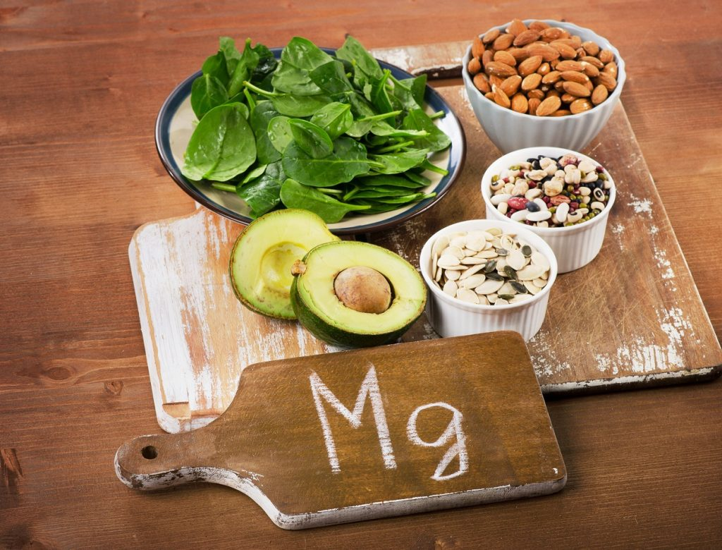 Magnesium | Top 10 Vitamins To Help You Combat Stress | Her Beauty