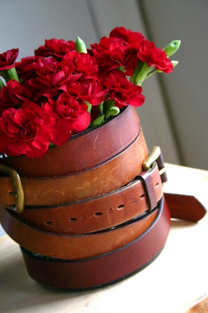 Voglia di vasi fioriti? Sì |  ma con un occhio al riciclo
