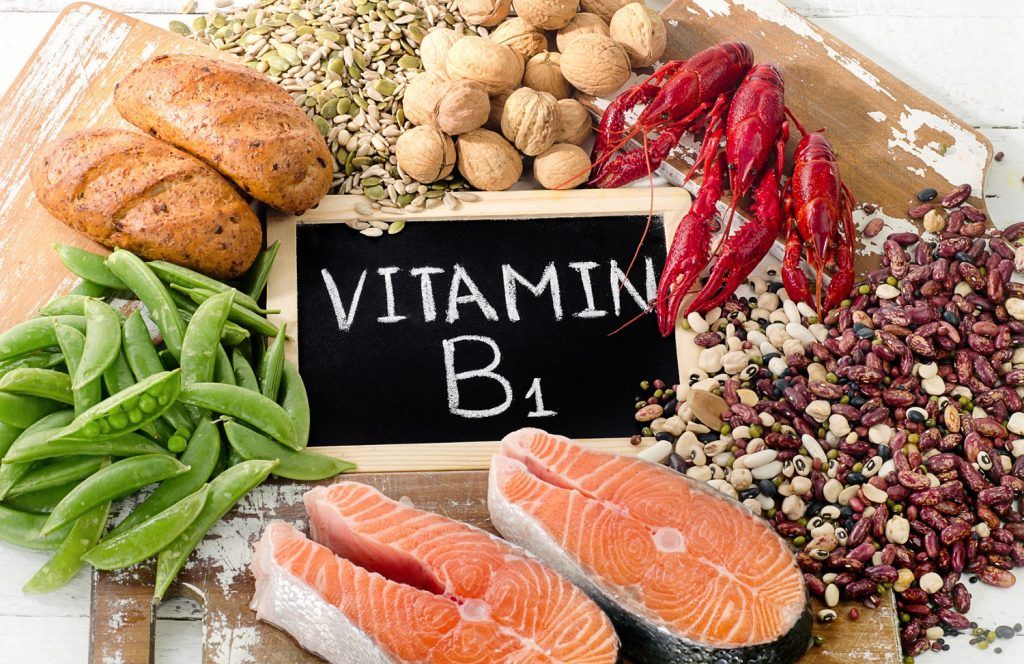 Vitamin B complex | Top 10 Vitamins To Help You Combat Stress | Her Beauty