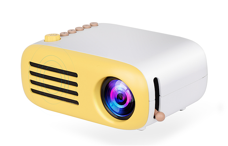 4. Mini Projector   8 Gift Ideas For Your New Boyfriend   Her Beauty