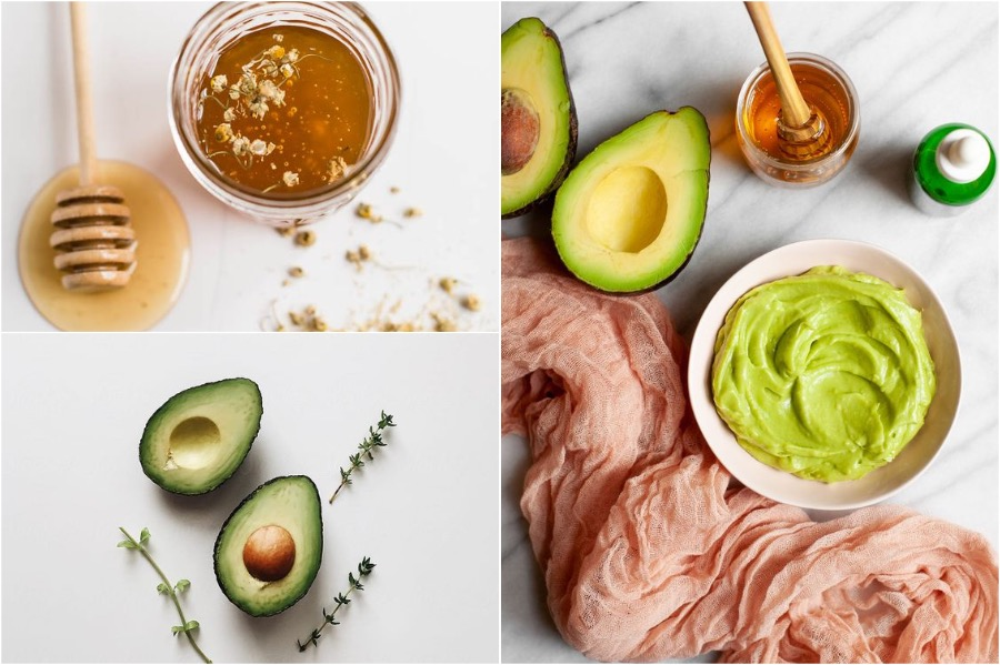 3. Avocado & Honey Face Mask | Face Masks For Acne Prone Skin | Her Beauty