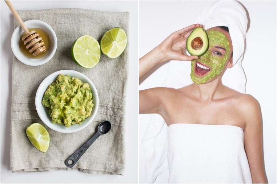 8. Avocado & Lemon & Honey Face Mask | Face Masks For Acne Prone Skin | Her Beauty