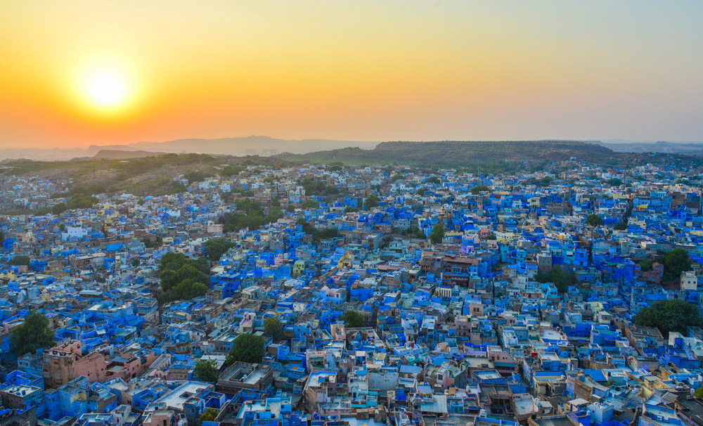 5 Blue Cities From Around the World | Her Beauty