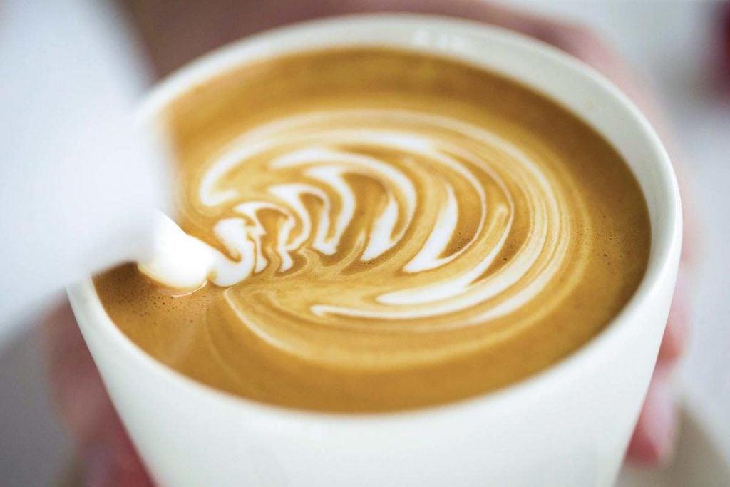 Flat white (Australia) | What Coffee Looks Like Around The World | Her Beauty