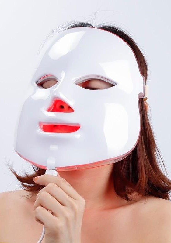 LED face masks   8 Korean Beauty Secrets Every Girl Should Know   Her Beauty