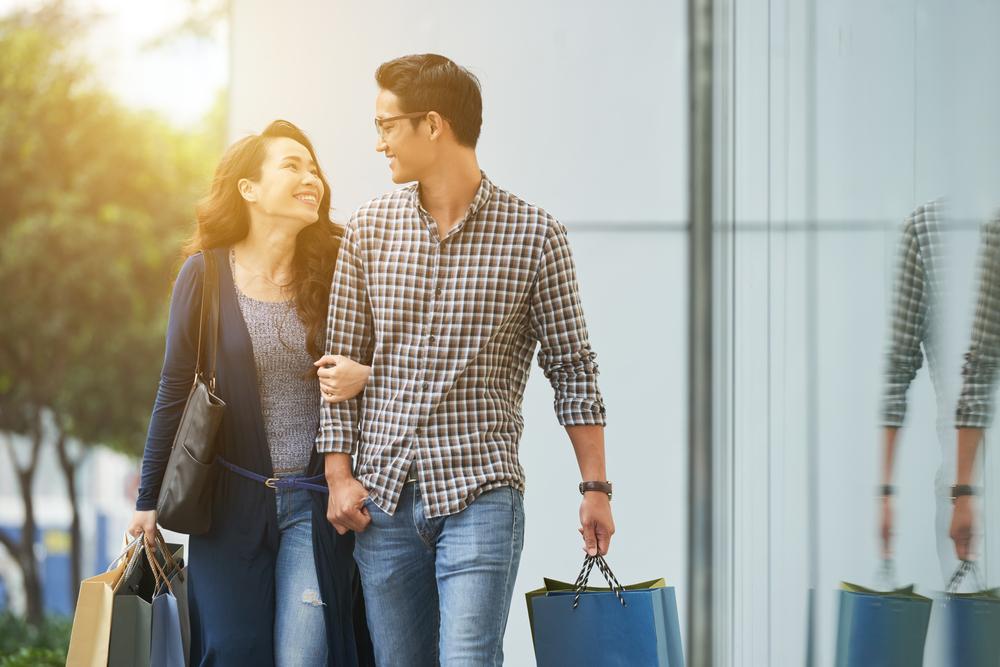 11 cách để khiến chàng chịu đi shopping cùng bạn #5 | Her Beauty