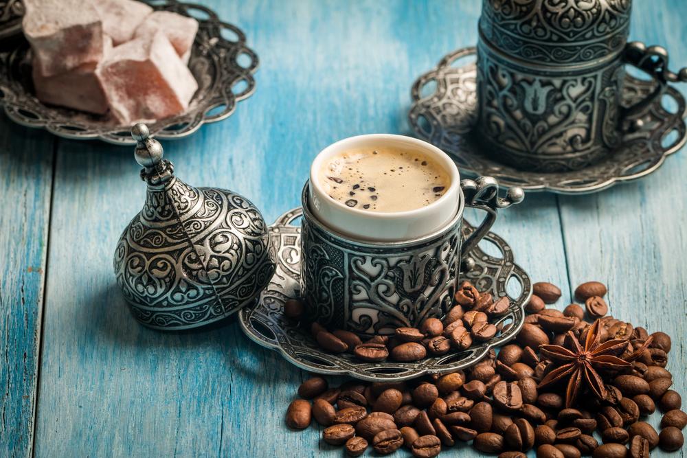 Türk Kahvesi (Turkey) | What Coffee Looks Like Around The World | Her Beauty