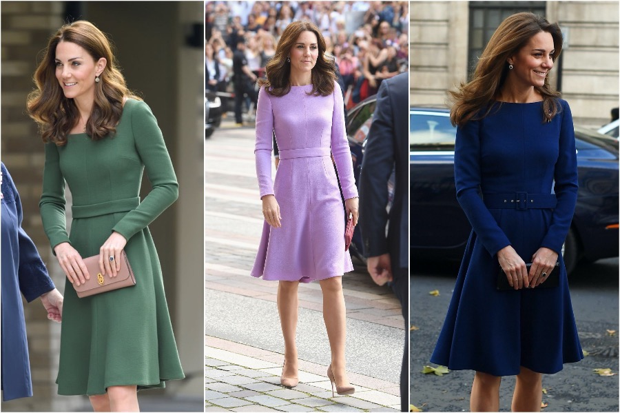 2. Buy Multiples Of The Same Outfit | 7 Wardrobe Lessons Kate Middleton Has Learned As A Royal | Her Beauty