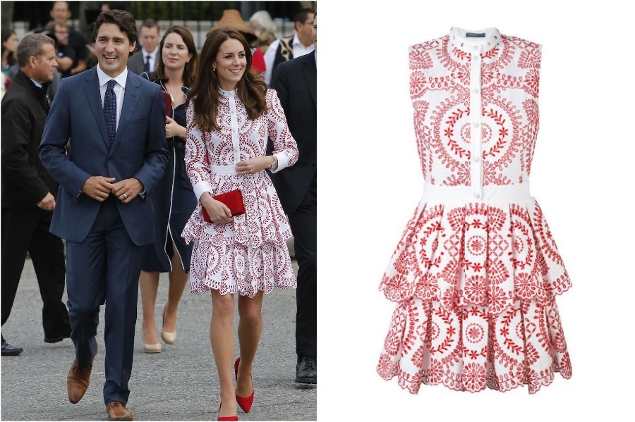 3. Taylor Things To Fit With The Dress Code | 7 Wardrobe Lessons Kate Middleton Has Learned As A Royal | Her Beauty