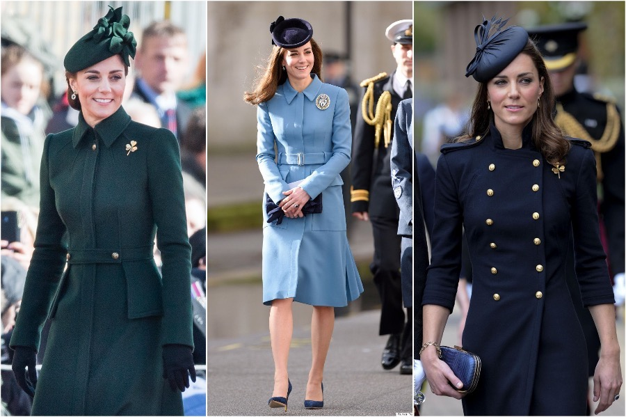 4. Treat Coats Like Dresses | 7 Wardrobe Lessons Kate Middleton Has Learned As A Royal | Her Beauty