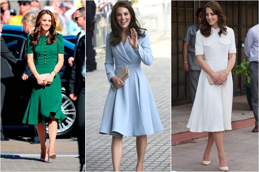 5. Know That Trends Are Temporary | 7 Wardrobe Lessons Kate Middleton Has Learned As A Royal | Her Beauty