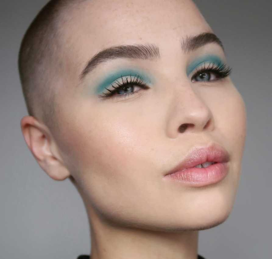 Graphic Eyeliner Makeup Ideas for Summer #4 | Her Beauty