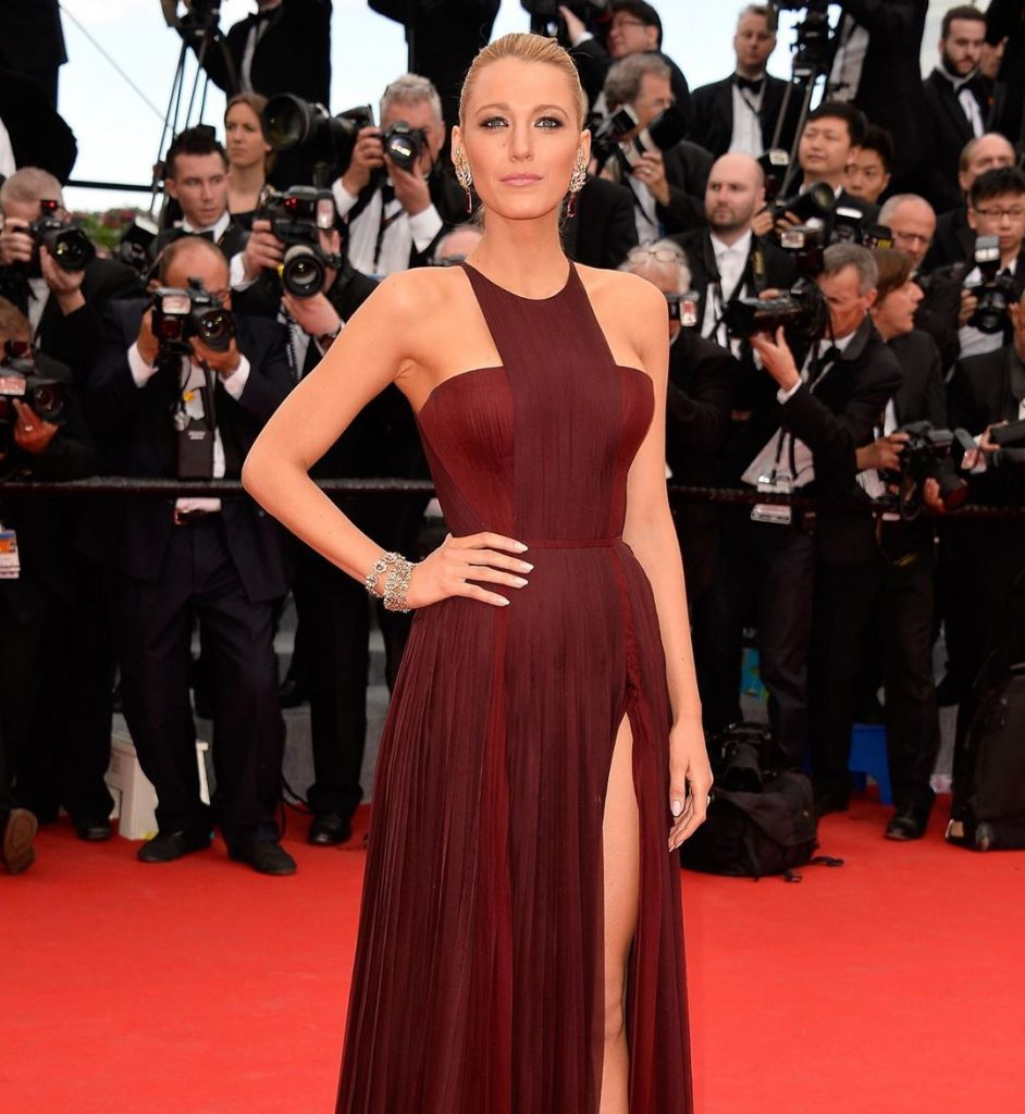 10 Best Red Carpet Looks of Blake Lively #5 | Her Beauty