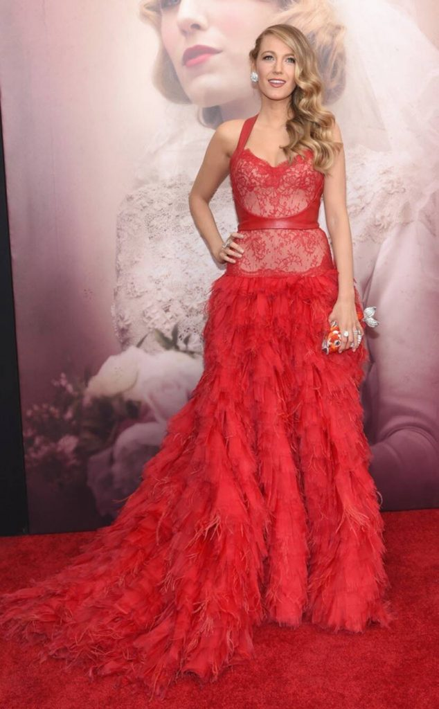 10 Best Red Carpet Looks of Blake Lively #8 | Her Beauty