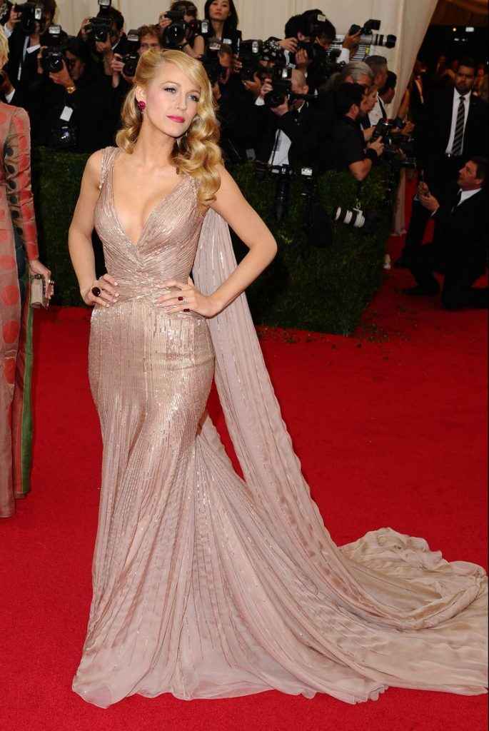 10 Best Red Carpet Looks of Blake Lively #9 | Her Beauty
