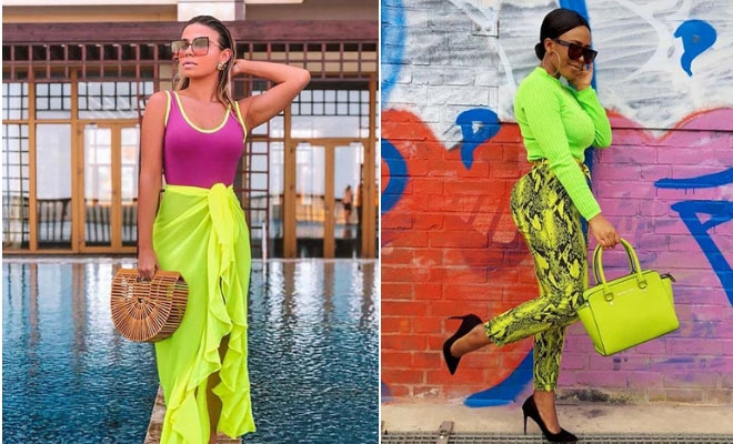 Neon Colours   10 Cute Fashion Trends to Try This Summer   Her Beauty