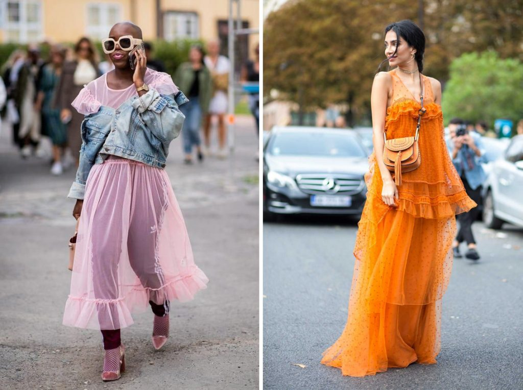 Sheer Layers   10 Cute Fashion Trends to Try This Summer   Her Beauty