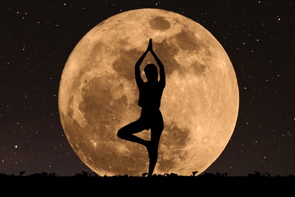 Re-connect with your body   7 Things the Moon Affects in Your Life   Her Beauty