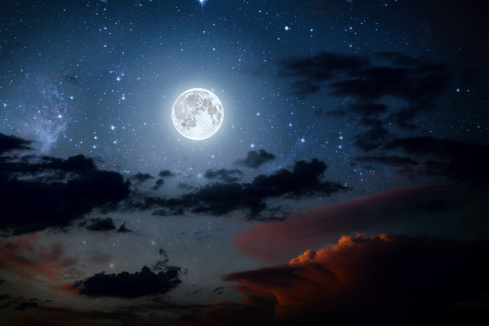 Things you can do   7 Things the Moon Affects in Your Life   Her Beauty