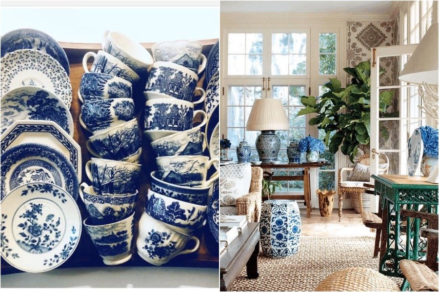 1. Pottery   How To Add A Bit of Chinoiserie Into Your Home Interior   Her Beauty