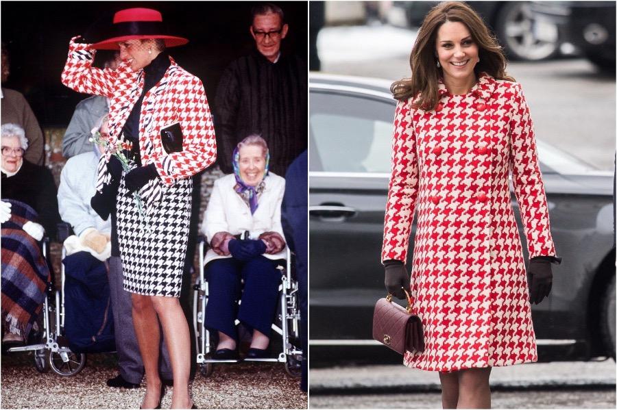 Does Kate Middleton Dress Like Princess Diana? | Her Beauty