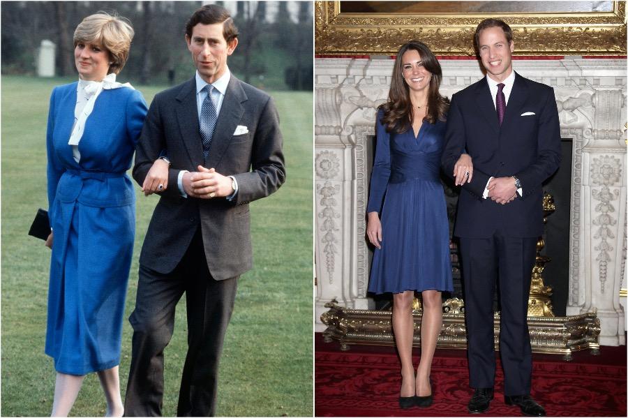 Does Kate Middleton Dress Like Princess Diana? #11 | Her Beauty
