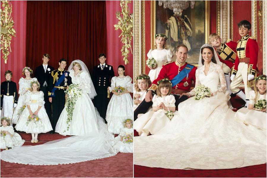 Does Kate Middleton Dress Like Princess Diana? #12 | Her Beauty